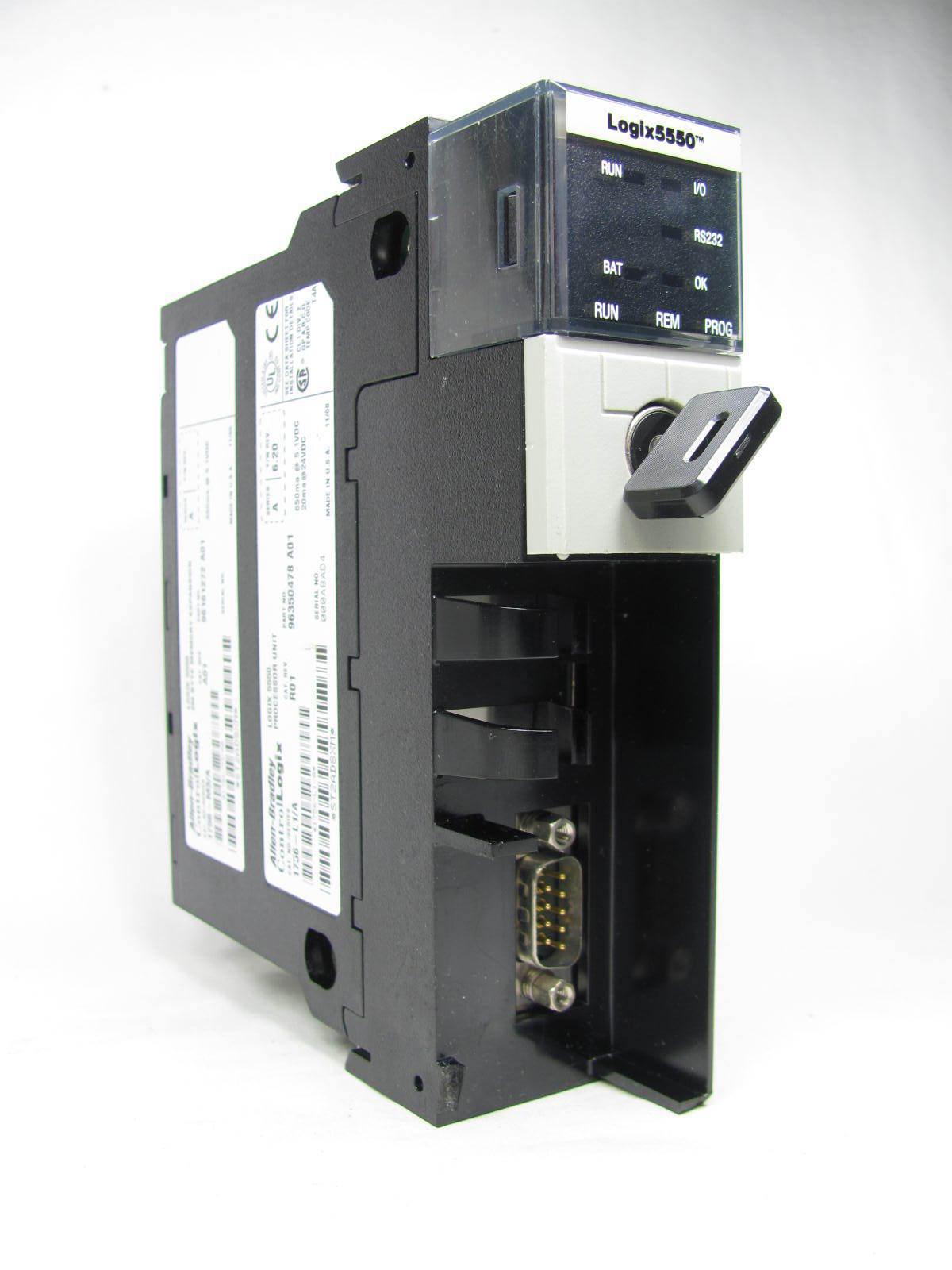 Allen Bradley 1756-L61 Processor