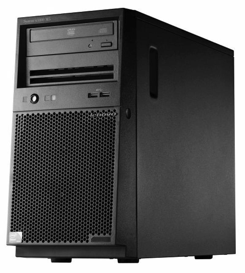 Lenovo 5457-A3x System x3100 M5 (5457) Pentium G3440 3.3GHz 3MB 1600MHz 2C (54W)