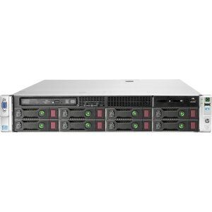 HPE 670633-S01 HP ProLiant DL360p Gen8 E5-2620 2.0GHz 6-core 1P 16GB-R P420