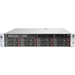 HPE 670634-S01 HP ProLiant DL360p Gen8 E5-2640 2.50GHz 6-core 2P 16GB-R P42