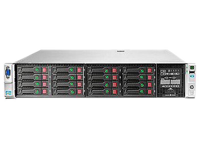 HPE 706539-S01 HP ProLiant DL380p Gen8 E5-2640 2.5GHz 6-core 1P 16GB-R P420