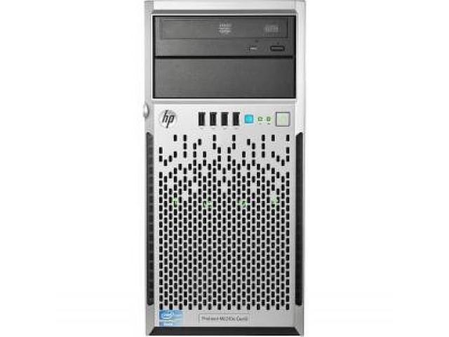 HPE 736661-S01 HP ProLiant ML310e Gen8 v2 E3-1230v3 3.3GHz 4-core 8GB-U 4 L