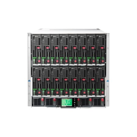 HPE 794098-S01 HP BLc3000 4 AC PS 6Fan 3xBL460c E5-2650v2 D2220sb 2x6120XG