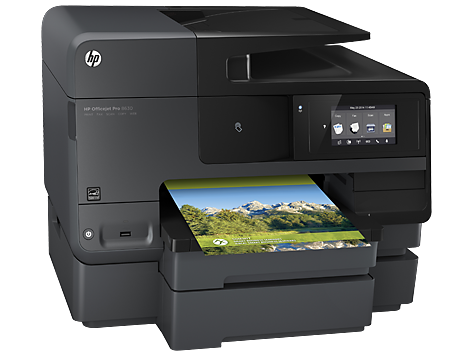 HP A7F66A  Officejet Pro 8630 e-AiO Printer US/Canada - English French and Spanish