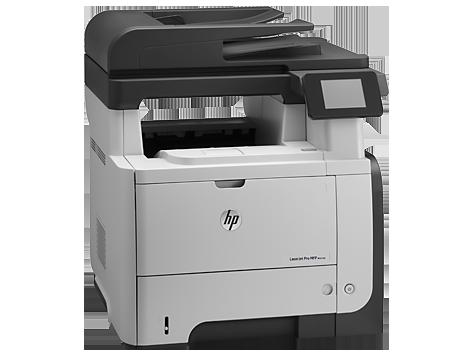 HP A8P79A  LaserJet Pro MFP M521dn Printer USCAMXLA (no ARCLBR)-ENESFR