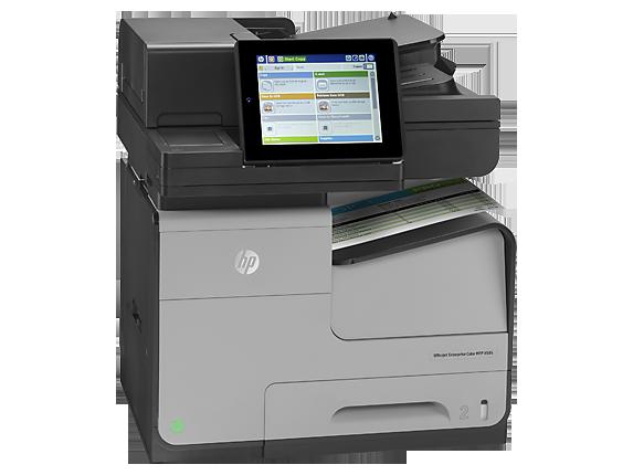 HP B5L04A  Officejet Ent Color MFP X585dn Prntr USCAMXLA (no ARCLBR)-ENESFR