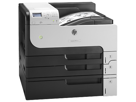 HP CE709A  Color LaserJet CP5525xh Printer USCAMXLA (no ARCLBR)-ENESFR