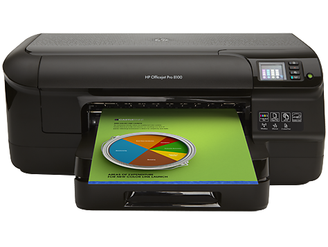 HP CM752A  Officejet Pro 8100 Printer N811a US/Canada - English French and Spanish