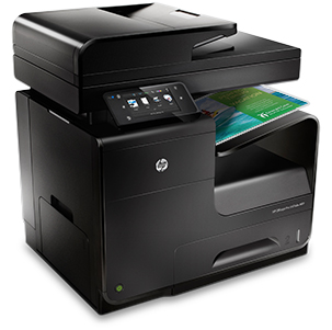 HP CN461A  Officejet Pro X476dw MF Printer US/Canada - English French and Spanish