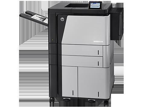 HP CZ245A  LaserJet Enterprise M806x+ Printer USCAMXLA (no ARCLBR)-ENESFR