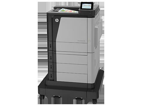HP CZ257A  Color LaserJet Ent M651xh Printer USCAMXLA (no ARCLBR)-ENESFR