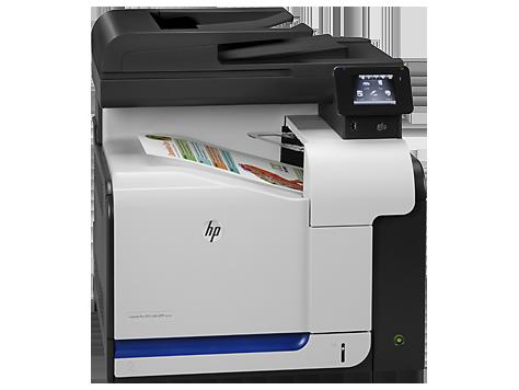 HP CZ271A  LaserJet Pro 500 Clr MFP M570dn Prntr USCAMXLA (no ARCLBR)-ENESFR