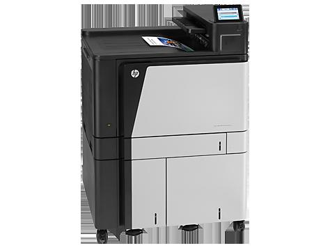 HP D7P73A  Color LaserJet M855+ NFC/WL Printer USCAMXLA (no ARCLBR)-ENESFR
