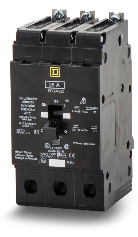 Allen Bradley EDB34020 Switch
