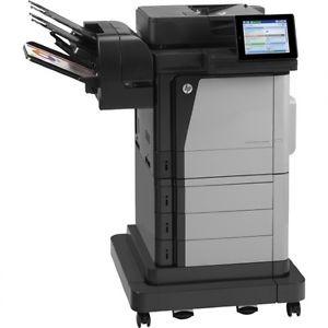 HP L3U62A  LaserJet Managed Flw MFP M630zm Prntr