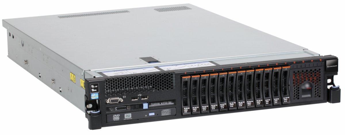 Lenovo 8753-A3x System x3750 M4 (8753)