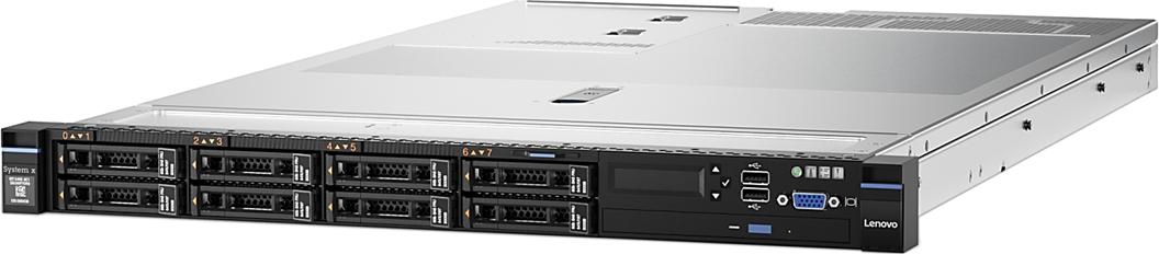 Lenovo 8869B2x System x3550 M5 (E5-2600 v4) Intel Xeon 1x E5-2609 v4 8C 1.7GHz 20MB 1866MHz 85W