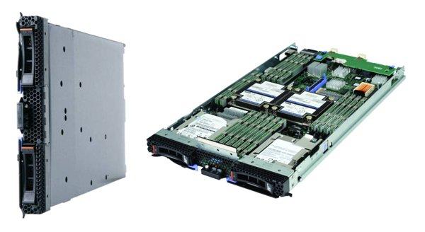 Lenovo BladeCenter HS23 (E5-2600 v2)